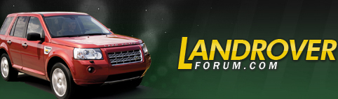 Land Rover and Range Rover Forums